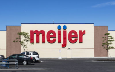 Coming to a Meijers store near you!